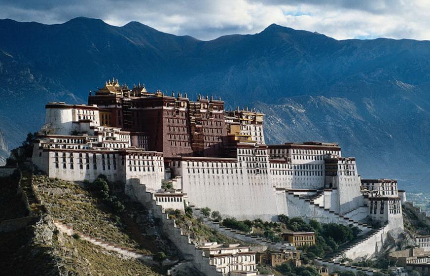 Potala Palace Tibet-1