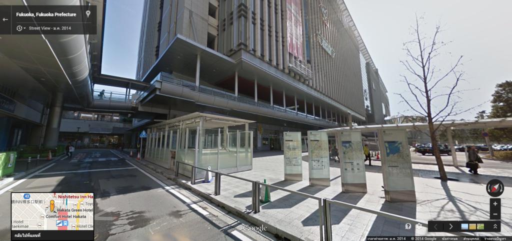 Nishitetsu-Inn-Hakata-Map-1