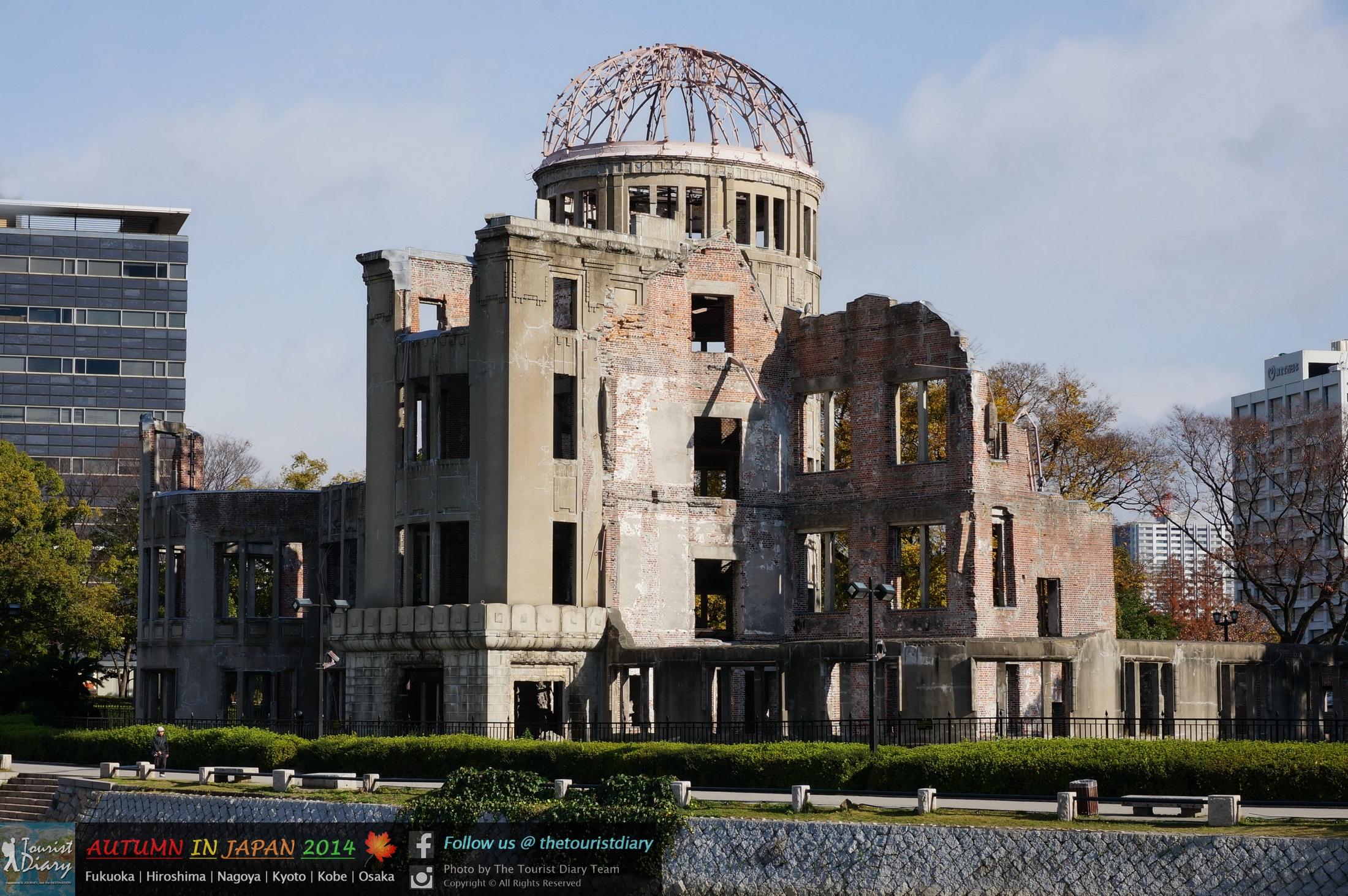 Hiroshima | Atomic Bomb Dome และสวนอนุสรณ์สันติภาพ