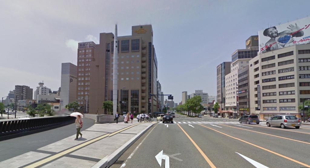 Hotel_Century21_Hiroshima_Map_2