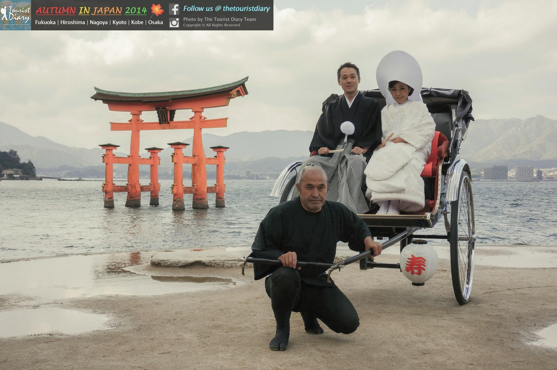 Miyajima | ศาลเจ้าลอยน้ำ Itsukushima Shrine และเสาโทริอิยักษ์