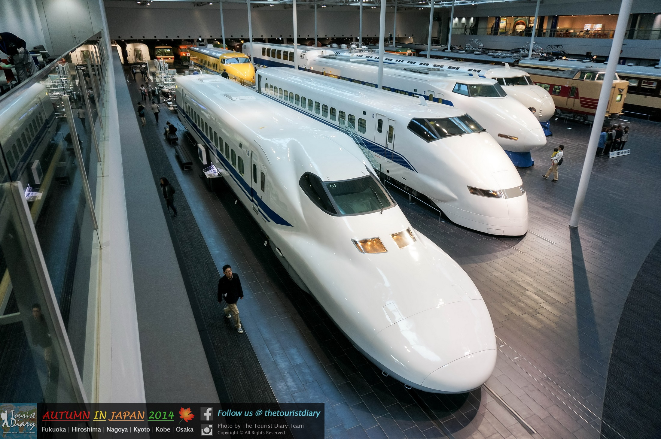 Nagoya | SCMAGLEV and Railway Park พิพิธภัณฑ์รถไฟญี่ปุ่น