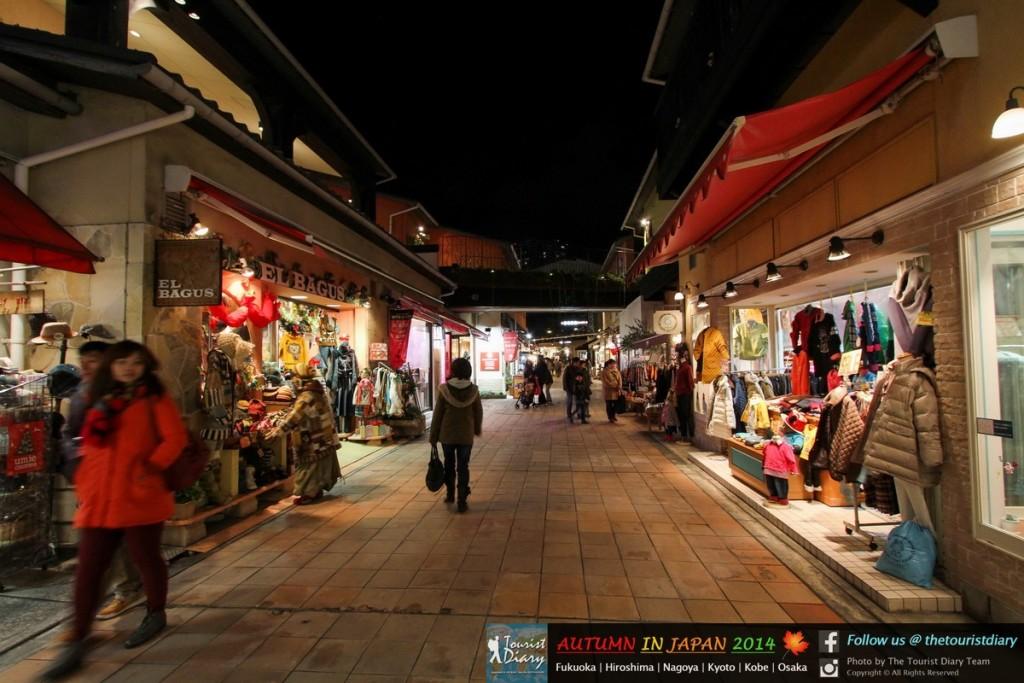 Umie Mosaic & Kobe Luminarie - Blog - 047
