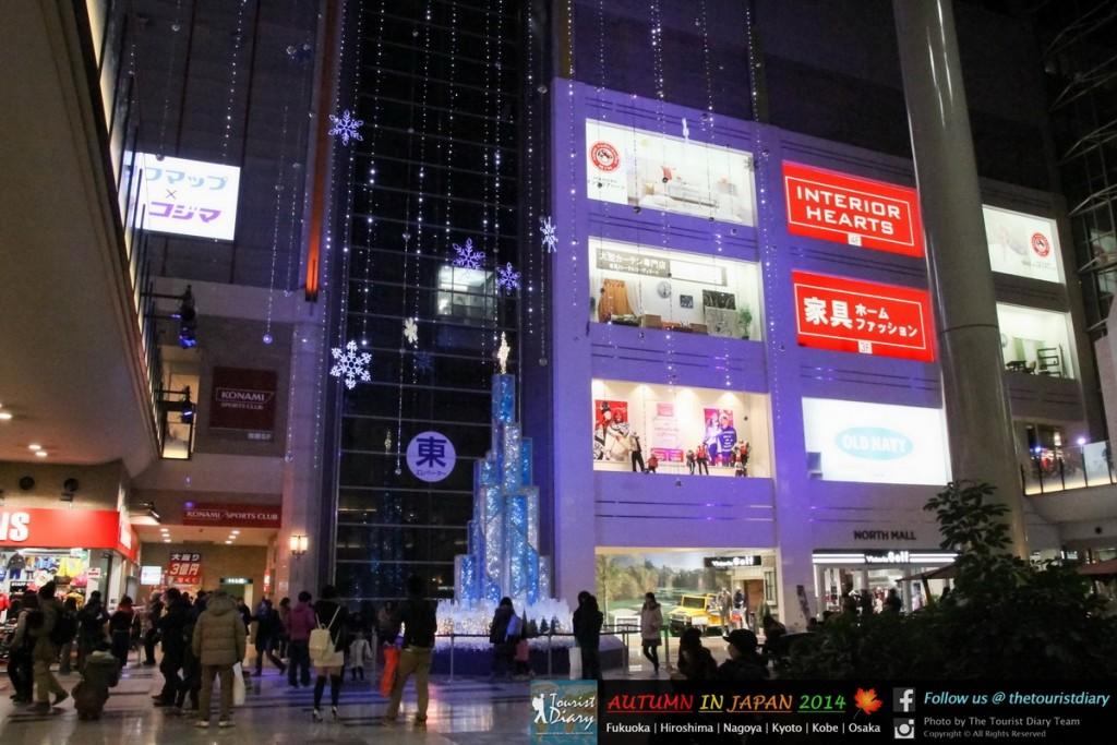 Umie Mosaic & Kobe Luminarie - Blog - 084