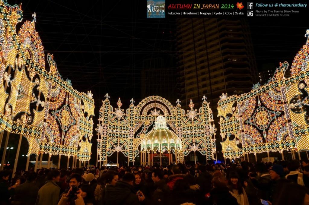 Umie Mosaic & Kobe Luminarie - Blog - 089