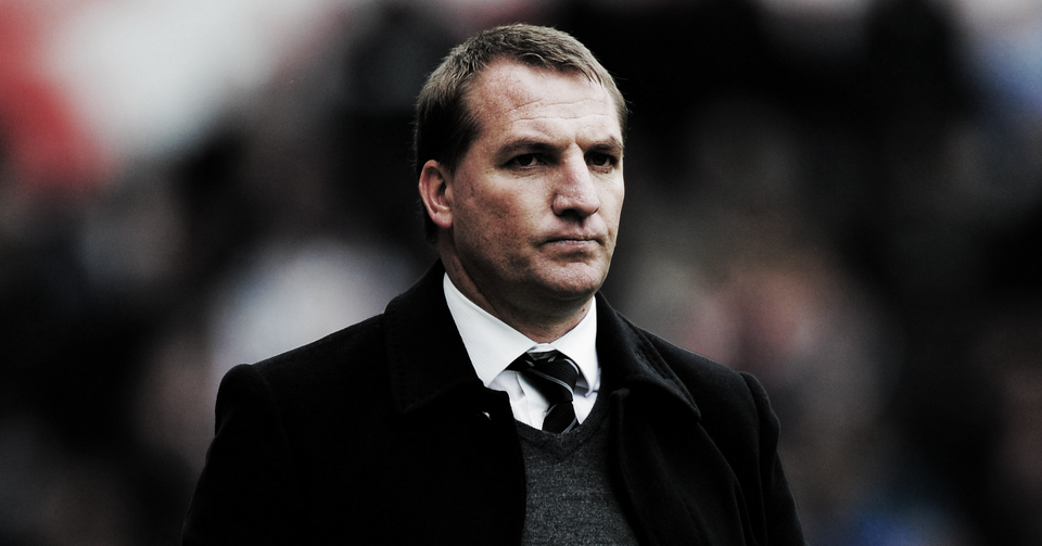 Goodbye… Brendan Rodgers